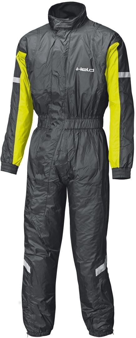 Held Splash II Regenkombi, schwarz-gelb, Größe M, schwarz-gelb, Größe M