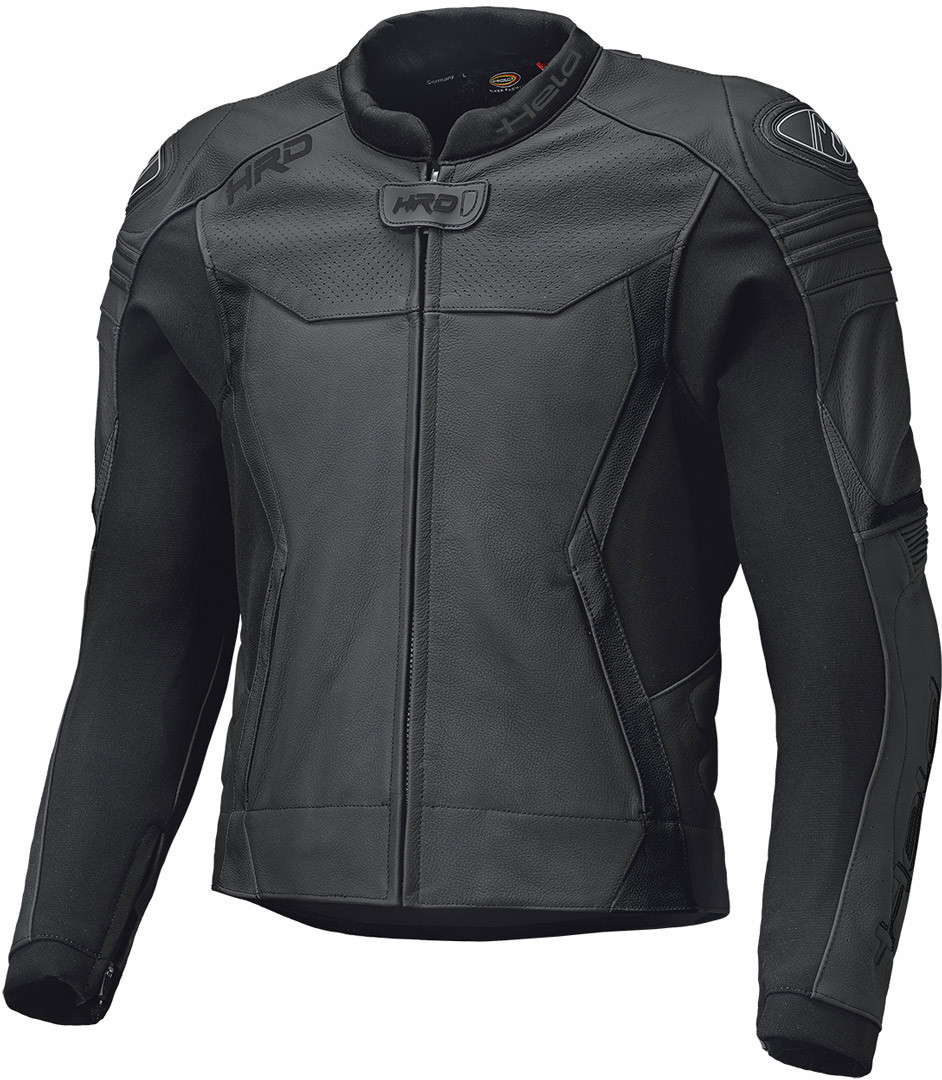 Held Street 3.0 Motorrad Lederjacke, schwarz, Größe 58, schwarz, Größe 58