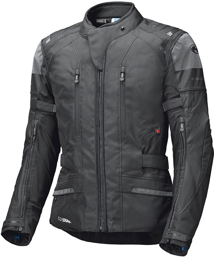 Held Tivola ST Motorrad Textiljacke, schwarz, Größe S, schwarz, Größe S