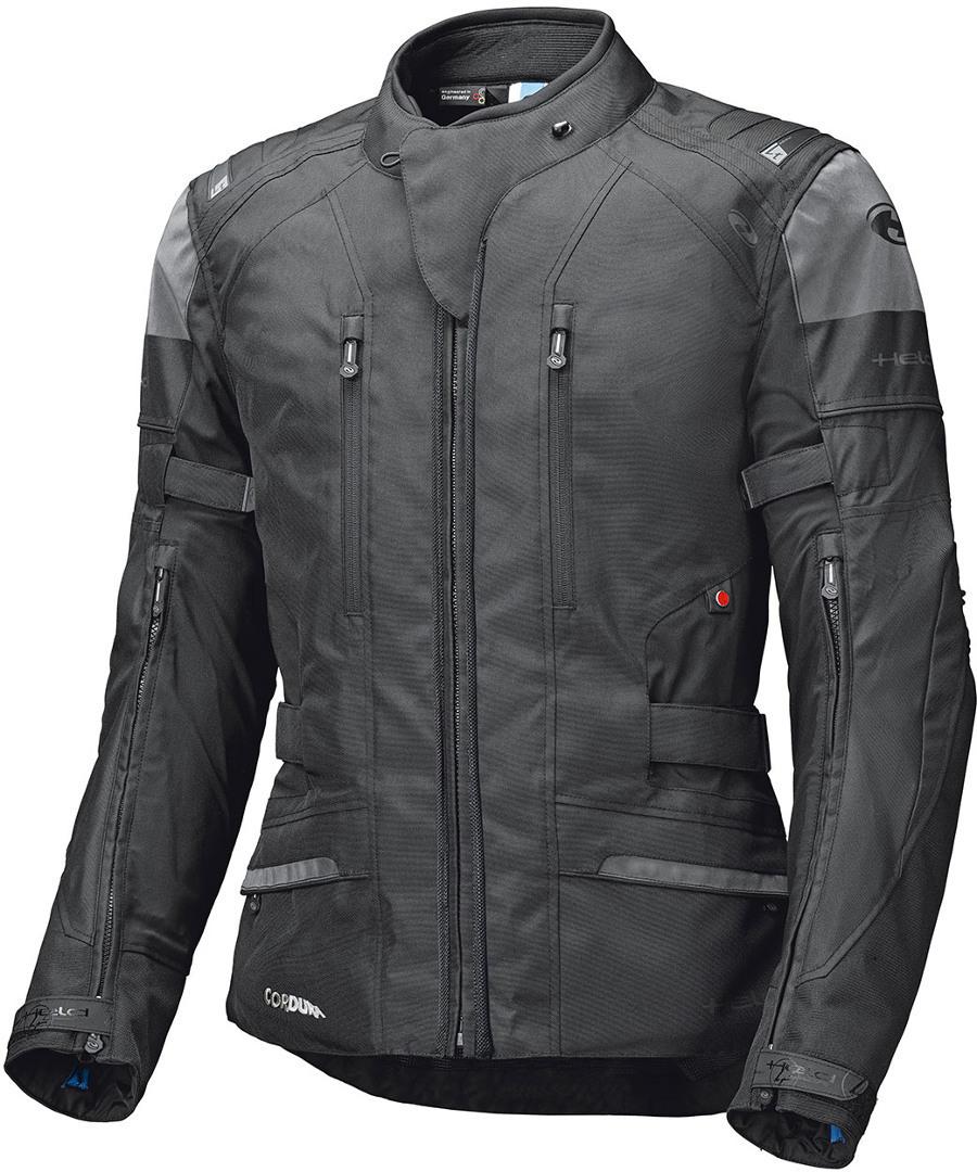 Held Tivola ST Motorrad Textiljacke, schwarz, Größe XL, schwarz, Größe XL