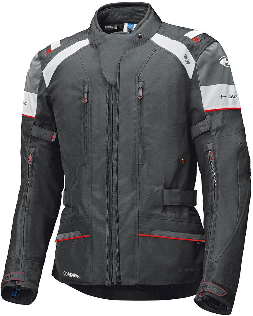 Held Tivola ST Motorrad Textiljacke, schwarz-weiss, Größe 4XL, schwarz-weiss, Größe 4XL