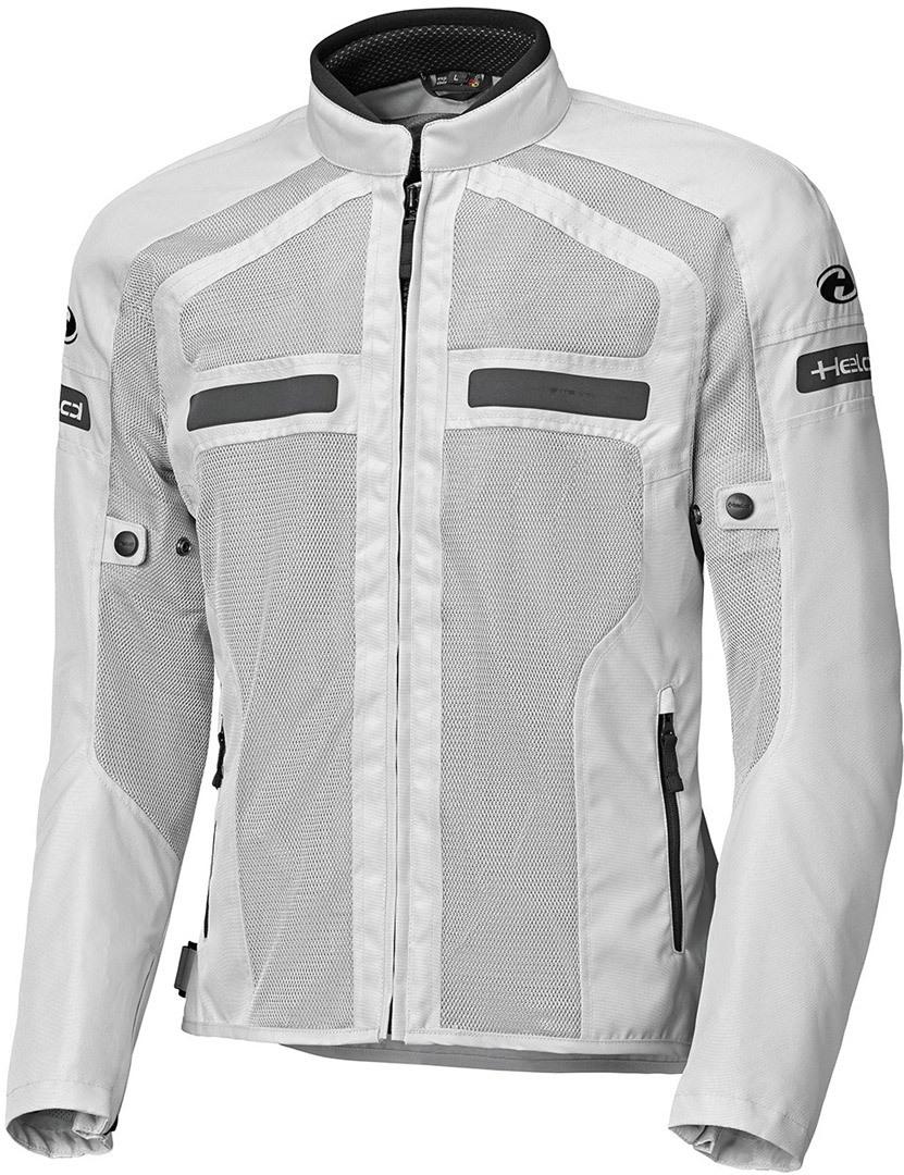Held Tropic 3.0 Damen Motorrad Textiljacke, grau, Größe 2XL, grau, Größe 2XL
