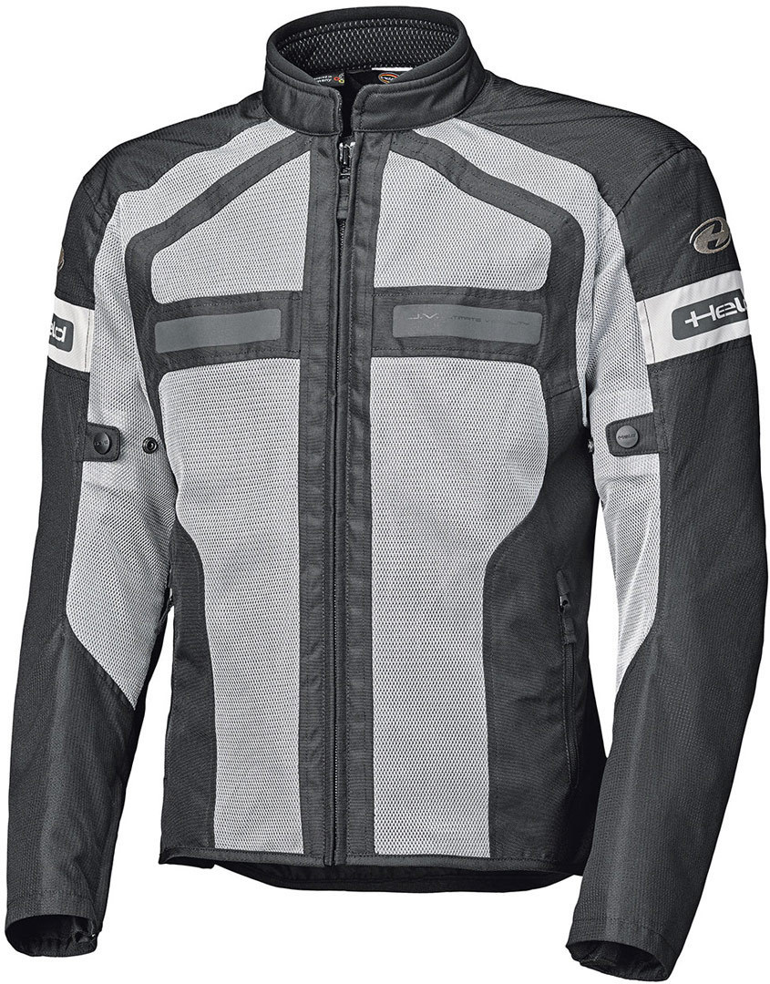 Held Tropic 3.0 Motorrad Textiljacke, schwarz-grau, Größe 5XL, schwarz-grau, Größe 5XL