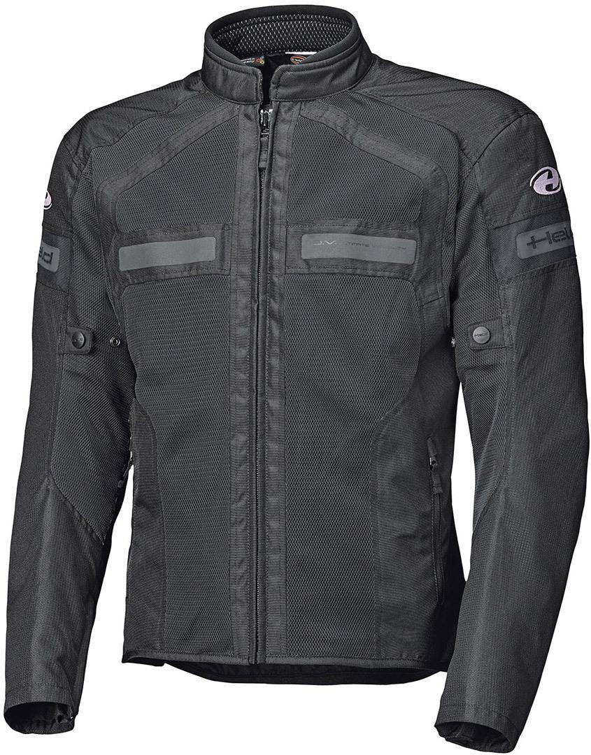 Held Tropic 3.0 Motorrad Textiljacke, schwarz, Größe 5XL, schwarz, Größe 5XL