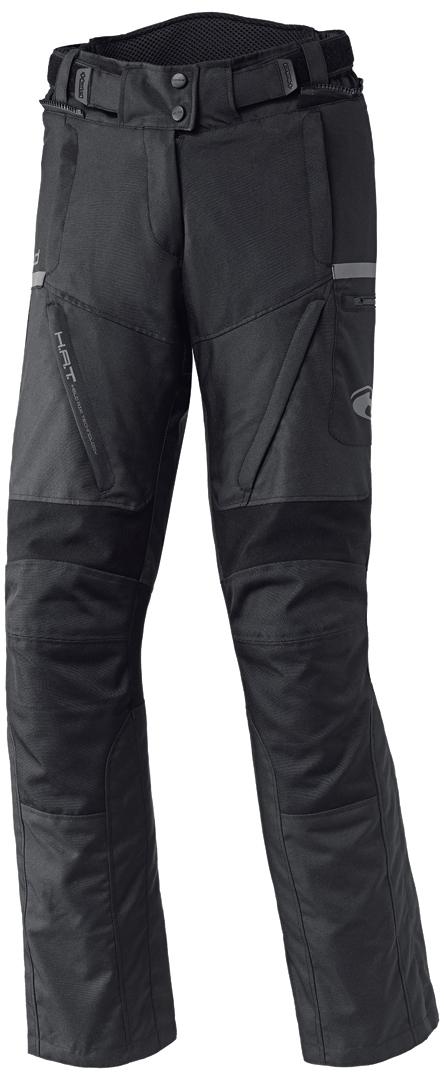 Held Vader Touren Textilhose, schwarz, Größe 3XL, schwarz, Größe 3XL