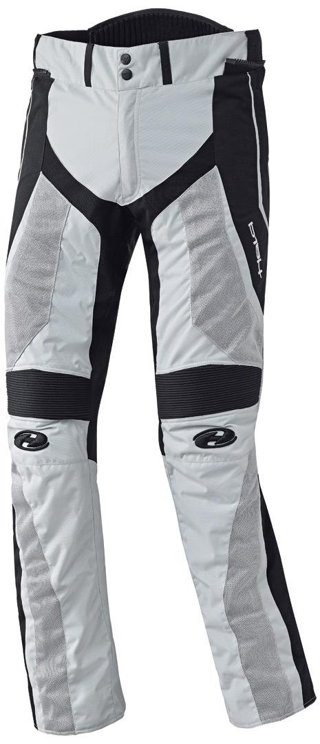 Held Vento Mesh Textilhose, schwarz-grau, Größe 5XL, schwarz-grau, Größe 5XL