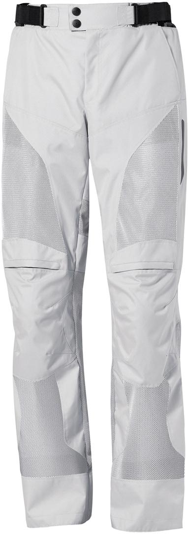 Held Zeffiro 3.0 Motorrad Textilhose, grau, Größe L, grau, Größe L