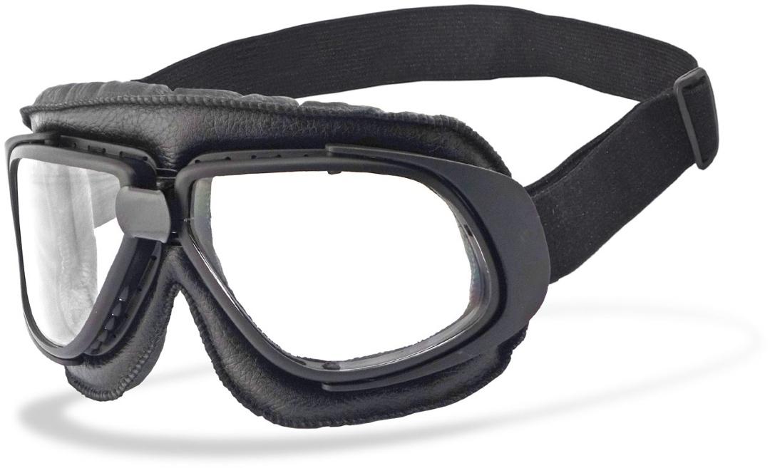 Helly Bikereyes SR-1 Motorradbrille, schwarz, schwarz