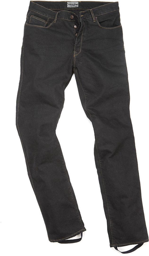 Helstons Corden Motorradjeans, schwarz, Größe 32, schwarz, Größe 32