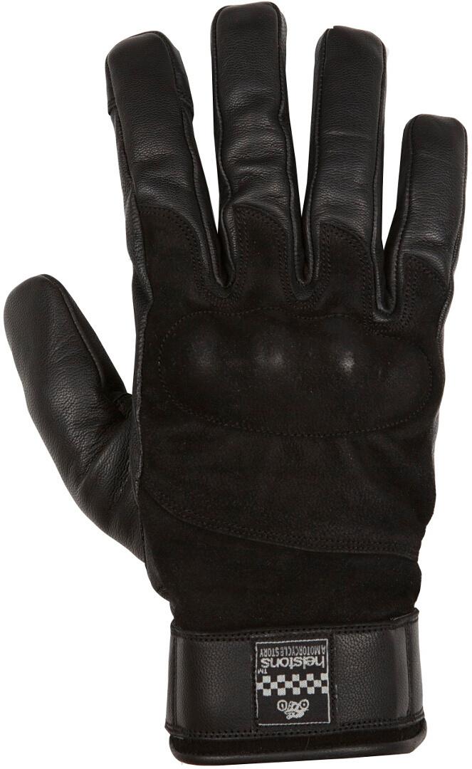 Helstons Glory Motorradhandschuhe, schwarz, Größe 4XL, schwarz, Größe 4XL