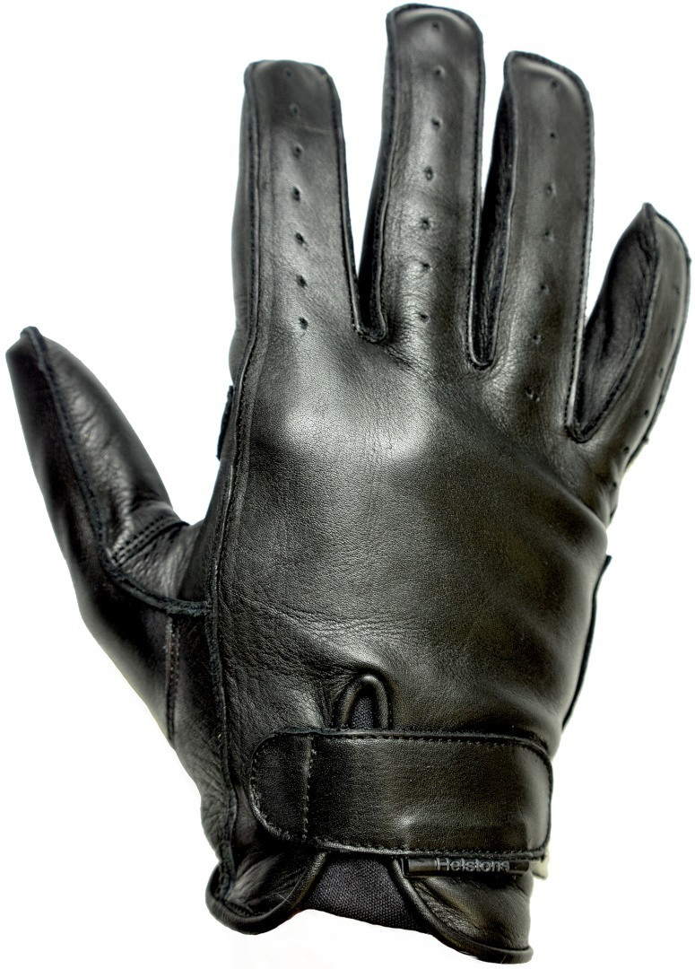 Helstons Hiro Sommer Motorradhandschuhe, schwarz, Größe 3XL, schwarz, Größe 3XL