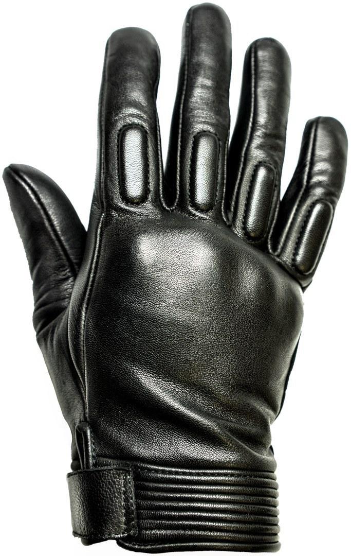 Helstons Side Sommer Motorradhandschuhe, schwarz, Größe XL, schwarz, Größe XL