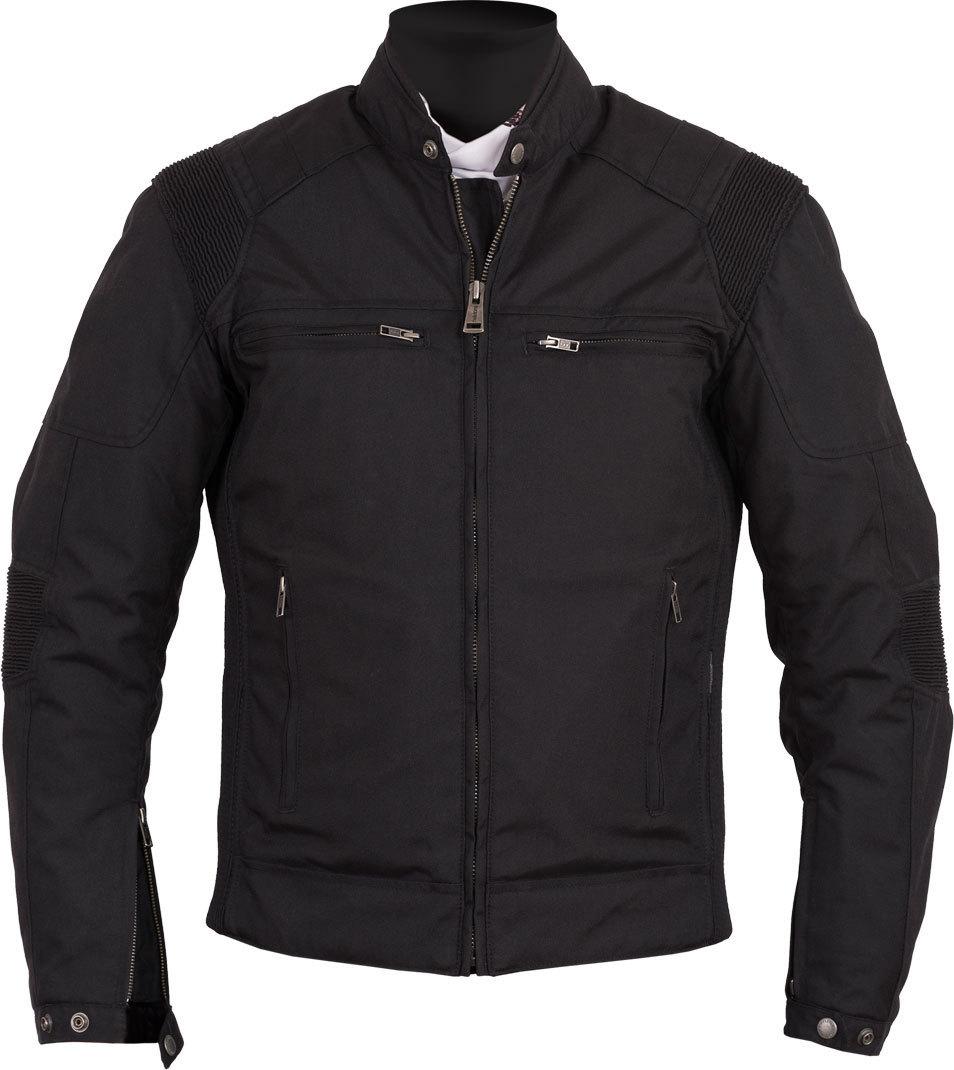 Helstons Trust Tissu Jacke, schwarz, Größe 2XL, schwarz, Größe 2XL