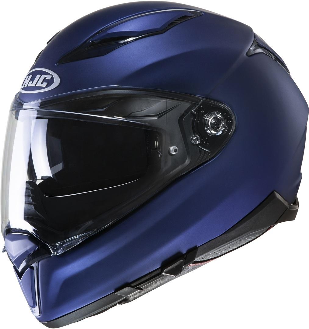 HJC F70 Helm, blau, Größe 2XL, blau, Größe 2XL