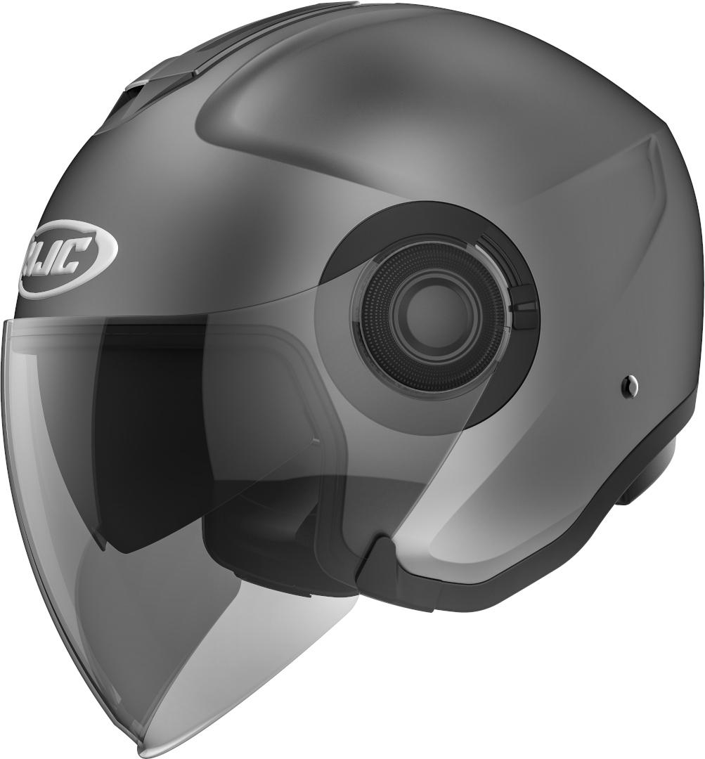 HJC i40 Jethelm, silber, Größe XS, silber, Größe XS