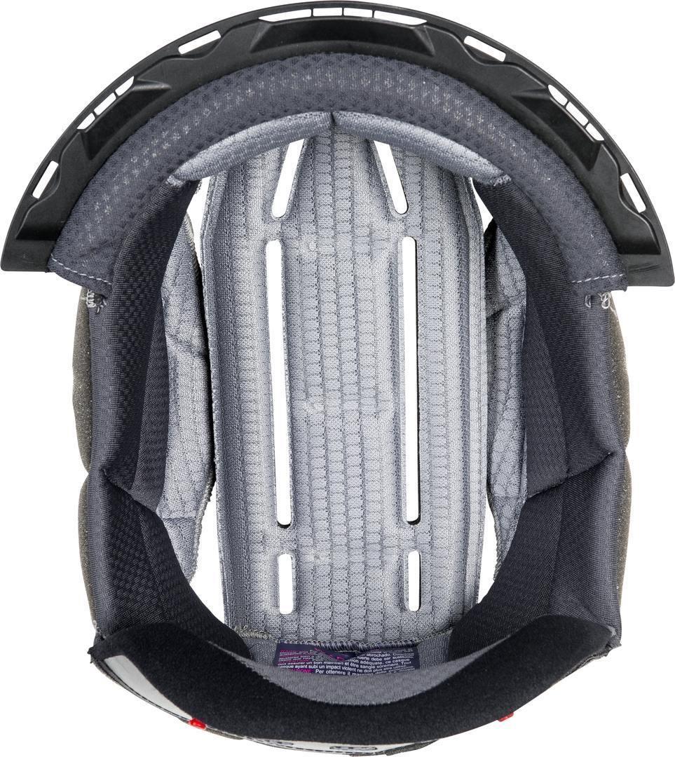 HJC RPHA 11 Carbon Kopfpolster, grau, Größe XS, grau, Größe XS