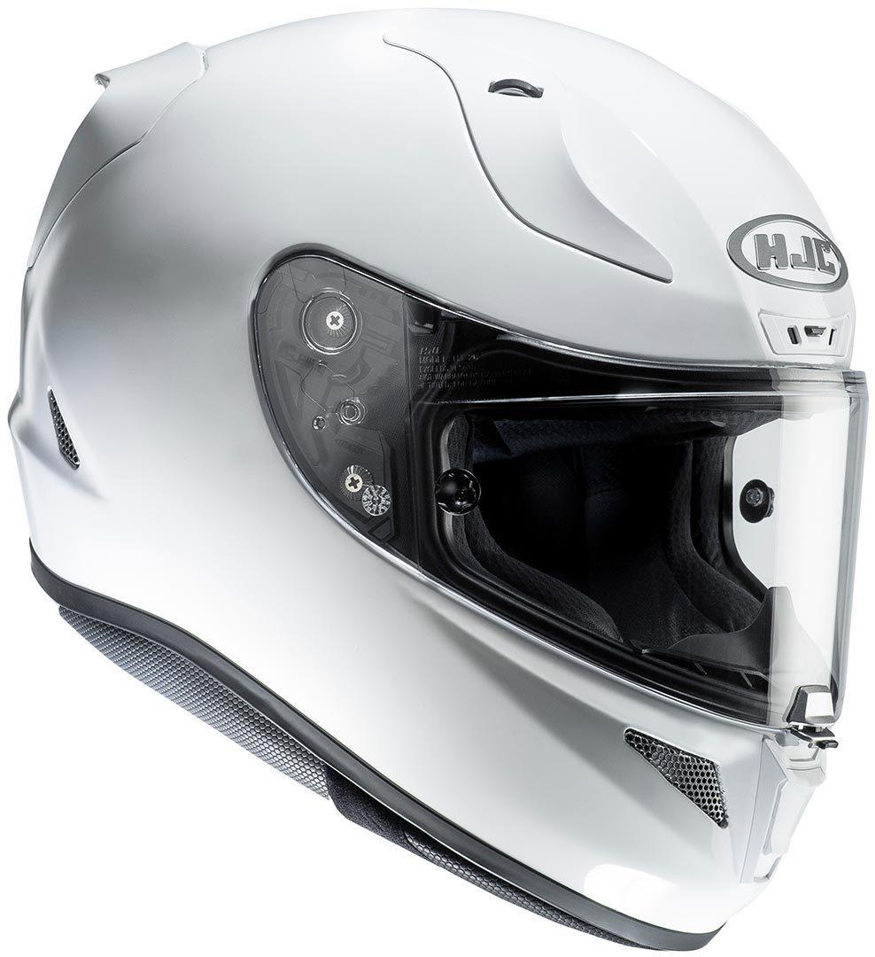 HJC RPHA 11 Helm, weiss, Größe 2XL, weiss, Größe 2XL