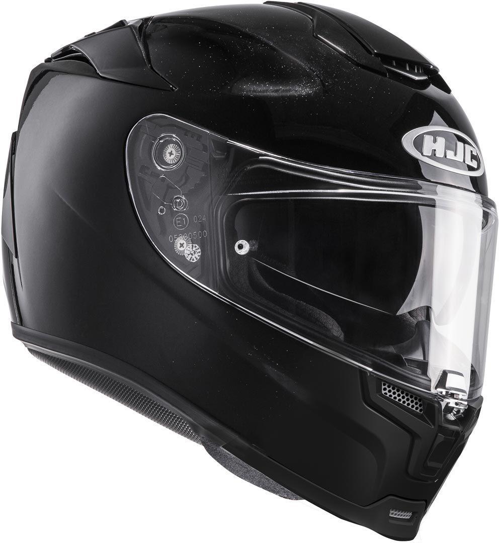 HJC RPHA 70 Helm, schwarz, Größe S, schwarz, Größe S